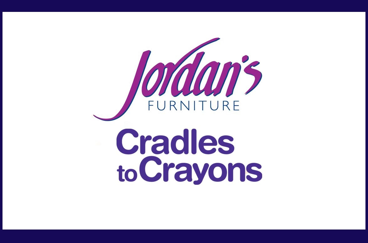 Street Team At Jordan S Furniture In Reading For A Cradles To