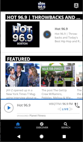 The FREE HOT 96.9 APP just received an upgrade and we think you're going to love it. Download and open the NEW HOT 96.9 Mobile App to get Boston's #1 for Throwbacks & The Best New Hip Hop and R&B everywhere you go! The new HOT 96.9 APP also features: Podcasts from The GetUp Crew. Contests that include…