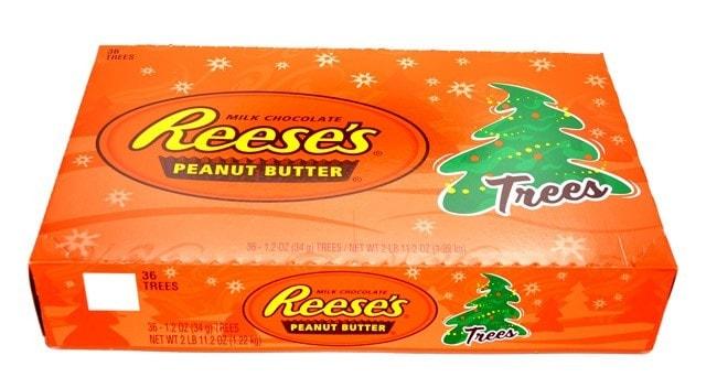 Reese's Peanut Butter Christmas Tree's Slammed On Social Media ...