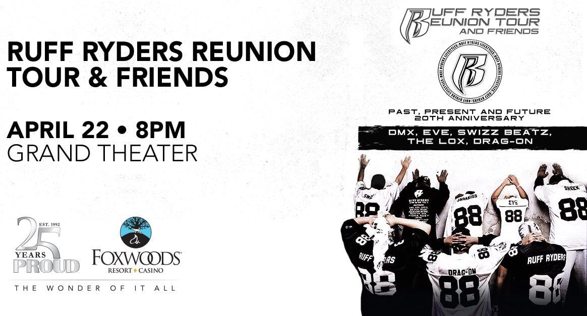 Ruff Ryder Reunion And Friends