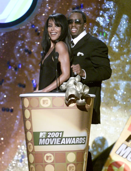 New Footage Shows R  Kelly Did Know Aaliyah's Age