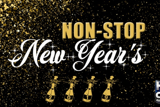 hot 969s non stop new years