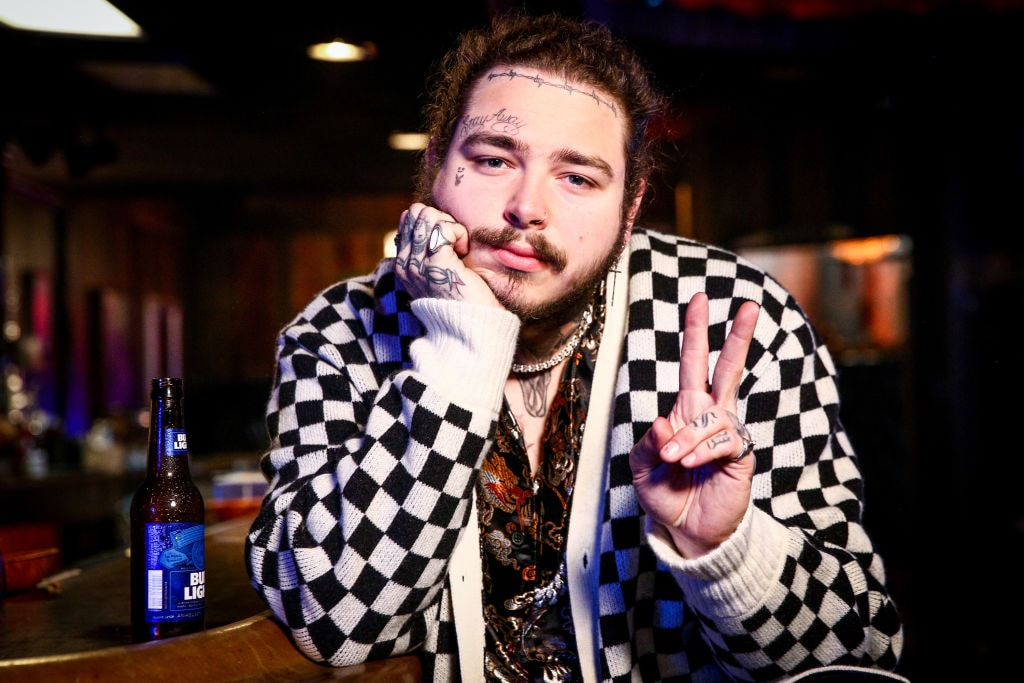 Post Malone Behind The Scenes Before His Bud Light Dive Bar Tour