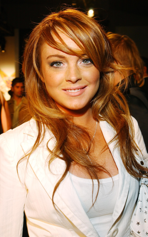everyone loves a redhead: hbd lindsay lohan!