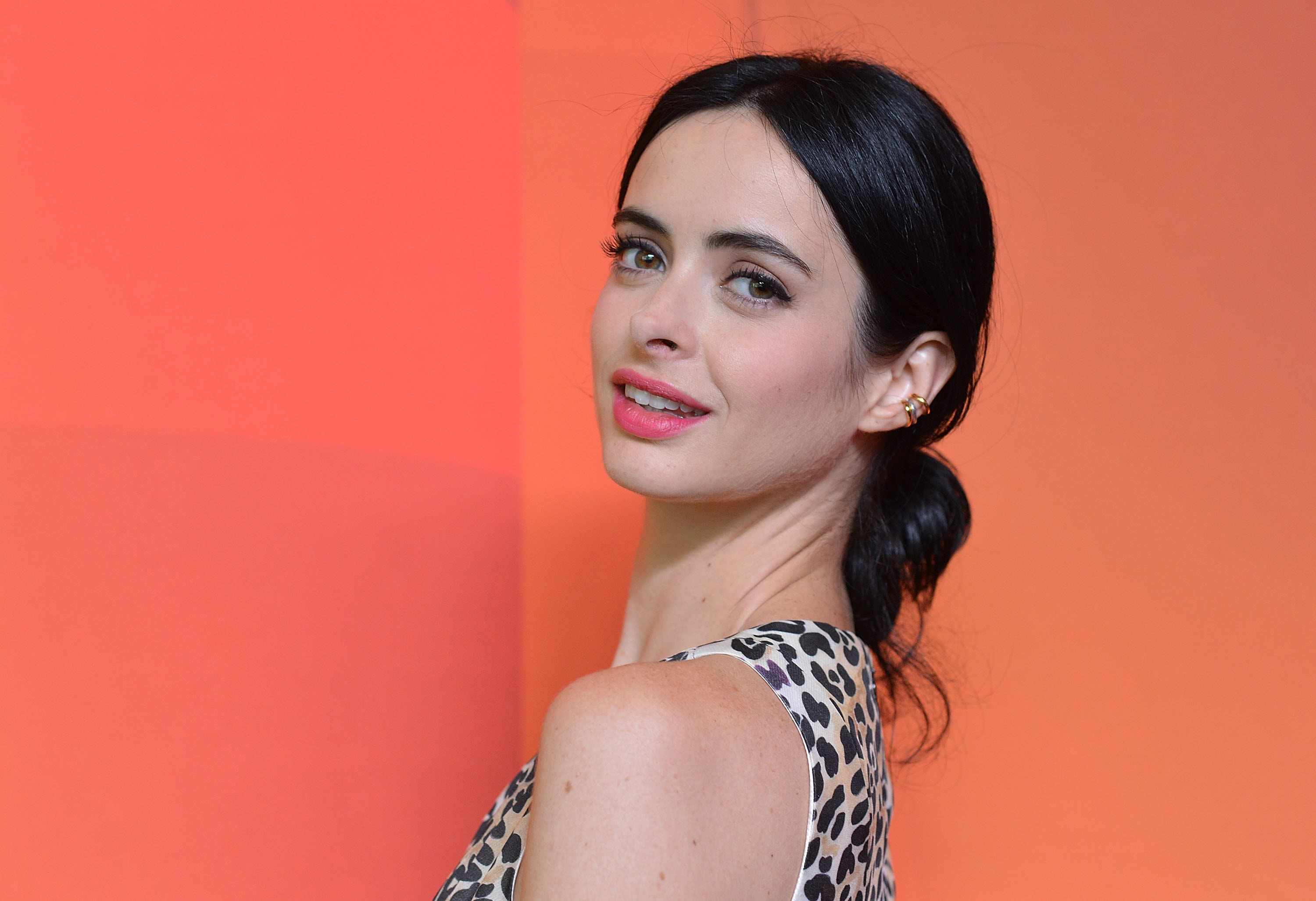 NEW YORK, NY - MAY 12:  Actress Krysten Ritter attends the 2014 NBC Upfront Presentation at The Jacob K. Javits Convention Center on May 12, 2014 in New York City.  (Photo by Slaven Vlasic/Getty Images)